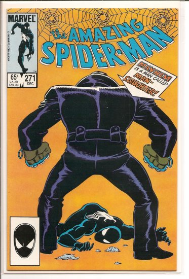 Amazing Spider-Man # 271, 7.5 VF -