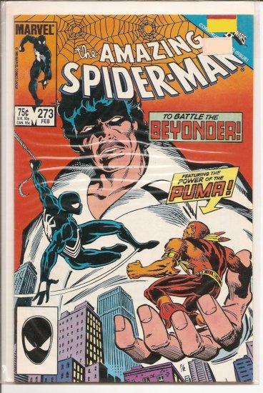 Amazing Spider-Man # 273, 9.2 NM -