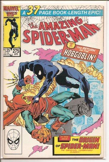 Amazing Spider-Man # 275, 9.2 NM -