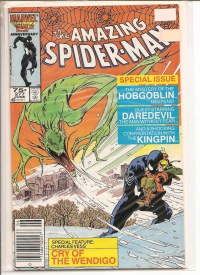 Amazing Spider-Man # 277, 9.0 VF/NM