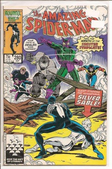 Amazing Spider-Man # 280, 9.4 NM