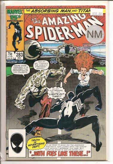 Amazing Spider-Man # 283, 9.2 NM -