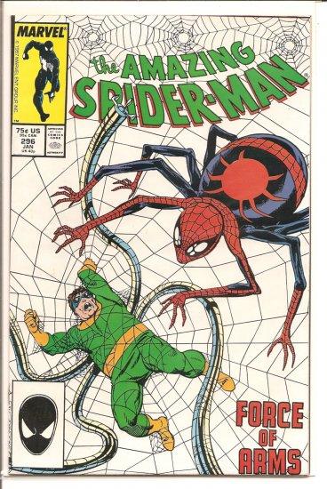 Amazing Spider-Man # 296, 9.0 VF/NM