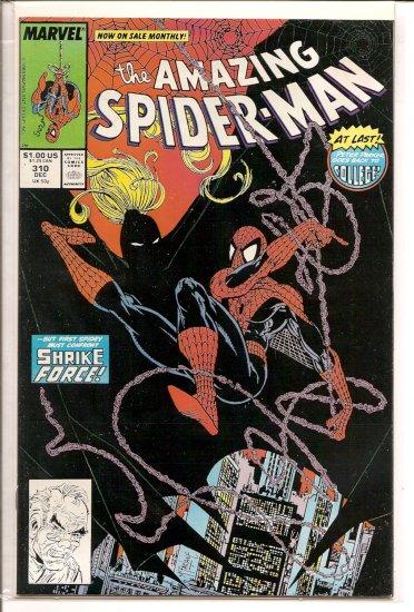 Amazing Spider-Man # 310, 9.0 VF/NM