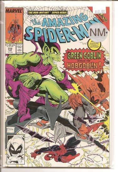 Amazing Spider-Man # 312, 9.6 NM +