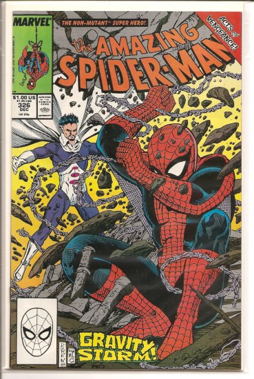 Amazing Spider-Man # 326, 9.4 NM