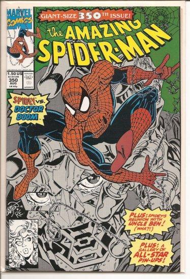 Amazing Spider-Man # 350, 9.2 NM -