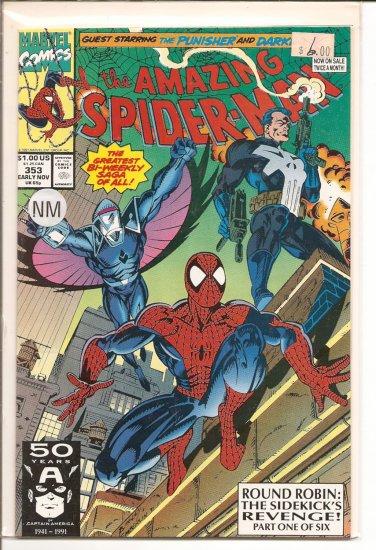 Amazing Spider-Man # 353, 9.4 NM