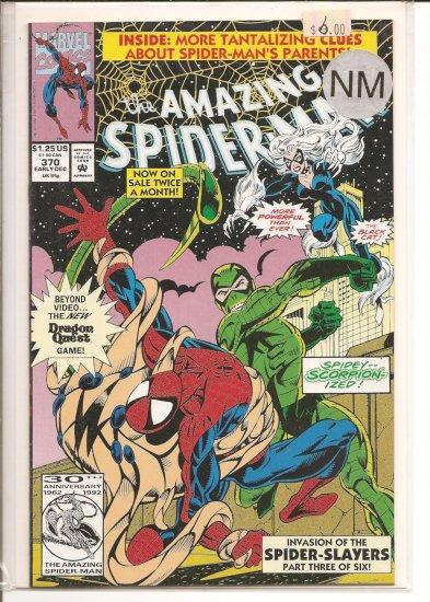 Amazing Spider-Man # 370, 9.4 NM