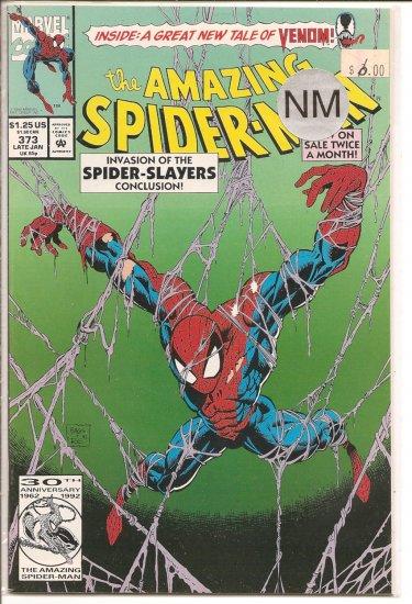 Amazing Spider-Man # 373, 9.4 NM