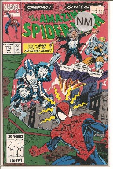 Amazing Spider-Man # 376, 9.4 NM