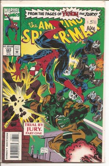Amazing Spider-Man # 383, 9.4 NM