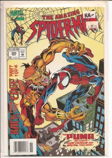 Amazing Spider-Man # 395, 9.2 NM -