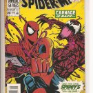 Amazing Spider-Man Annual # 28, 9.2 NM -