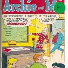 Archie And Me # 39, 6.0 FN