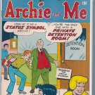 ARCHIE AND ME # 40, 6.0 FN