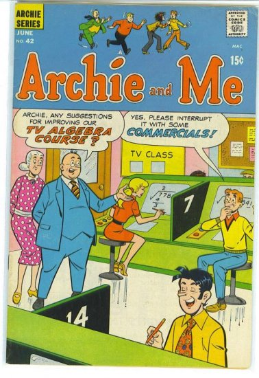 Archie And Me # 42, 5.0 VG/FN