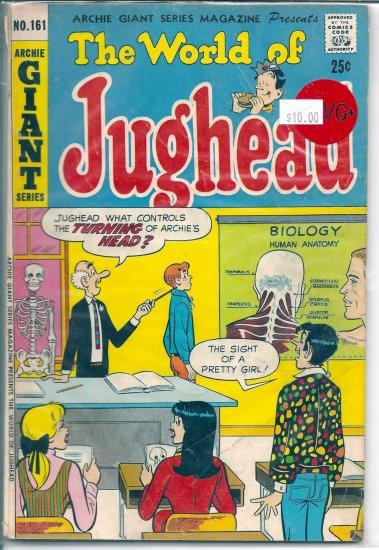 Archie Giant Series Magazine # 161, 4.5 VG +