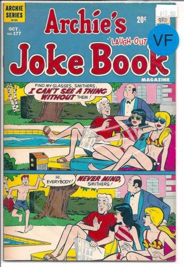 Archie's Joke Book Magazine # 177, 8.0 VF