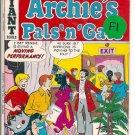 Archie's Pals 'N' Gals # 70, 6.0 FN