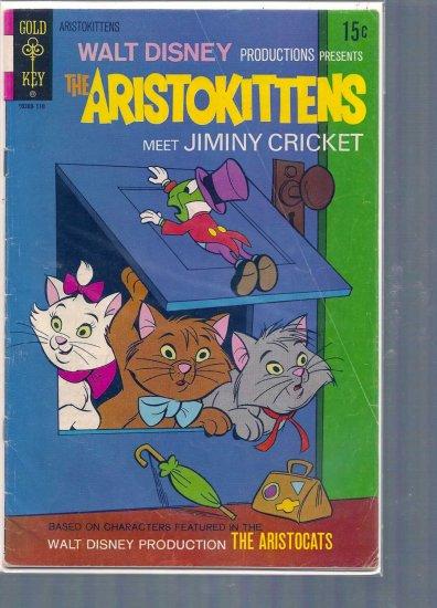 ARISTOKITTENS # 1, 4.5 VG +