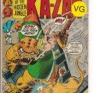 Astonishing Tales # 18, 4.0 VG
