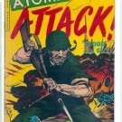 ATOMIC ATTACK # 8, 4.0 VG