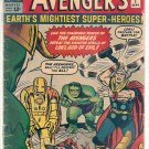 AVENGERS # 1, 3.5 VG -