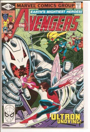 Avengers # 202, 9.0 VF/NM