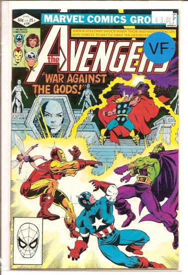Avengers # 220, 7.5 VF -