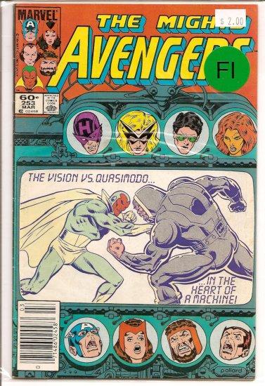 Avengers # 253, 6.0 FN