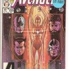 Avengers # 255, 9.0 VF/NM