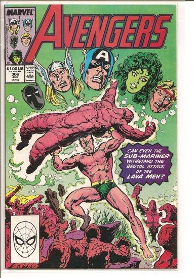 Avengers # 306, 7.5 VF -