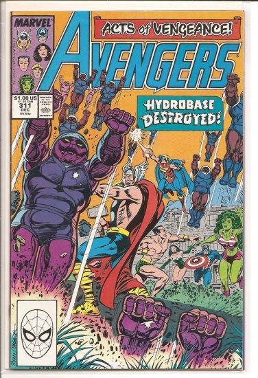 Avengers # 311, 9.4 NM