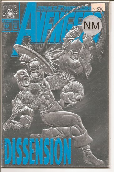 Avengers # 363, 9.4 NM