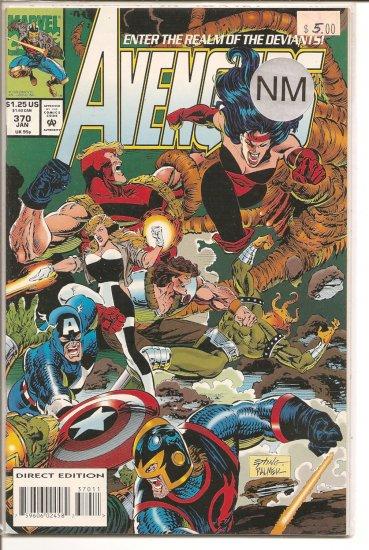 Avengers # 370, 9.4 NM