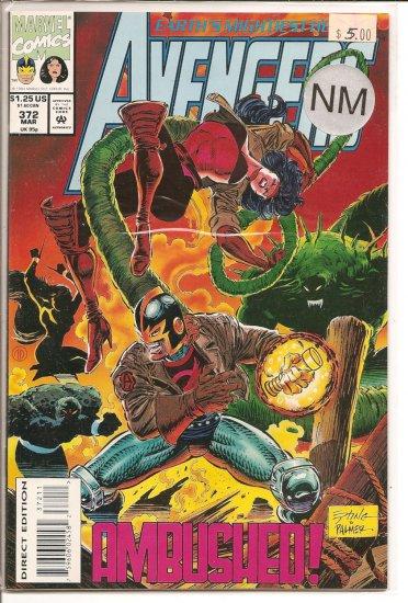 Avengers # 372, 9.4 NM