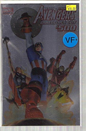 AVENGERS # 500, 8.5 VF +
