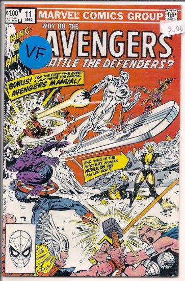 Avengers Annual # 11, 8.0 VF