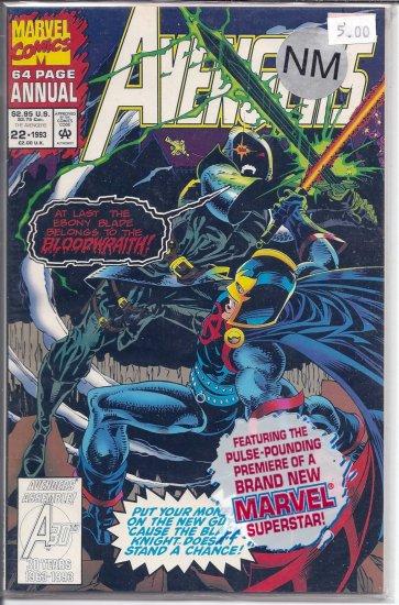 Avengers Annual # 22, 9.4 NM