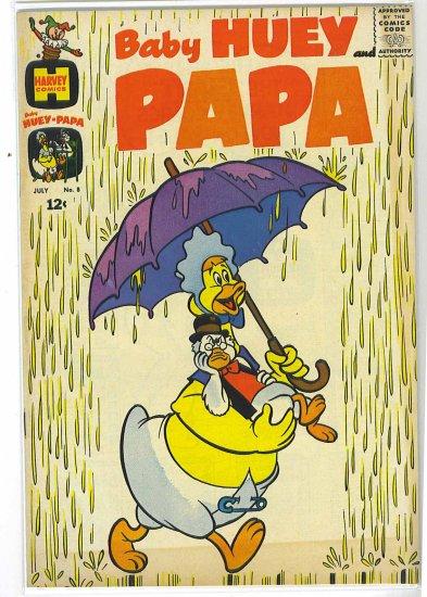 Baby Huey And Papa # 8, 6.0 FN