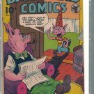 BARNYARD COMICS # 11, 2.5 GD +