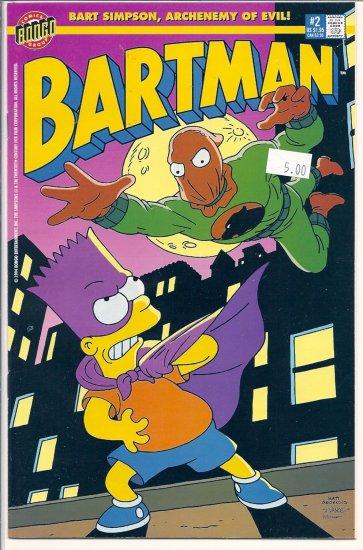 Bartman # 2, 9.4 NM
