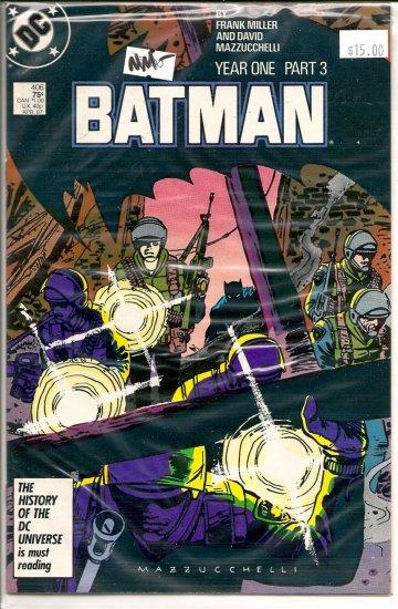 Batman # 406, 9.2 NM -