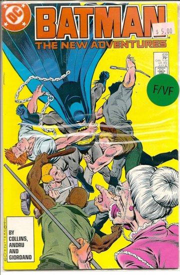Batman # 409, 7.0 FN/VF