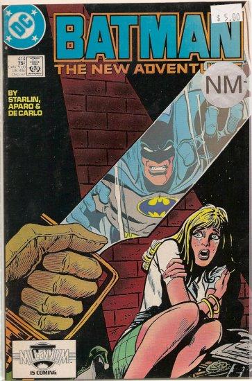 Batman # 414, 9.2 NM -