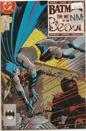 Batman # 418, 9.2 NM -