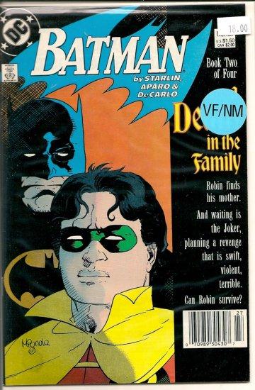 Batman # 427, 9.0 VF/NM