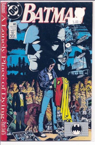 Batman # 441, 9.2 NM -