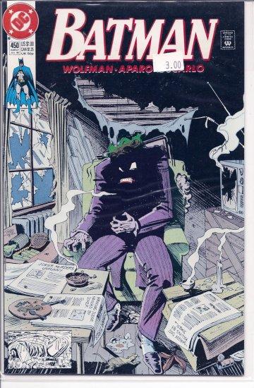 Batman # 450, 9.2 NM -